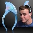 Light up LED Shark Fin Headband