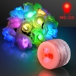 Flashing red LEDs for Arts and Crafts