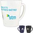 Ceramic Funnel Mug. - Funnel mug, 12 oz./414 mL.