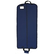 Polyester Garment Bag - Garment bag with double carry handles, large ID window and easy storage