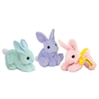 """8"""" Bitty Bunny Assortment with imprinted ribbon"""