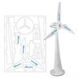 Foam Wind Turbine Puzzle