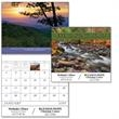Everlasting Word Calendar without Funeral Pre-Planning Form - Spiral, 2015 13-month calendar with verses from the Bible.