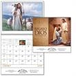 Regalo de Dios Calendar w/o Funeral Pre-Planning Form - Spiral, 13-month 2015 calendar without funeral pre-planning form. Spanish.