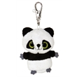 "3"" Ring Ring Panda Bear Keychain"