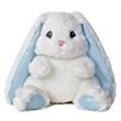 "10"" Lopsie Wopsie Blue Bunny"