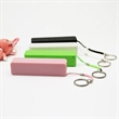 Portable Power Bank for Smartphone with Key Ring - Portable Power Bank for Smartphone with Key Ring