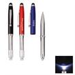 The Kruger 3-in-1 Stylus, Pen & LED Flashlight