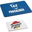 "1/8"" Rectangular Rubber Mouse Pad - 1/8"" Rectangular Rubber Mouse Pad"