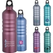 Gemstone 25oz Aluminum Sport Bottle