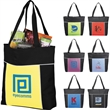 Broadway Zippered Convention Tote - Broadway Zippered Convention Tote