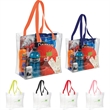 Rally Clear Stadium Tote - Rally Clear Stadium Tote