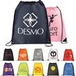 Large Oriole Drawstring Cinch Backpack