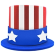 USA Patriot Top Hat