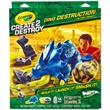 Crayola Create2Destroy Dino Destruction - Create2Destroy Dino Destruction - Tricerachomps