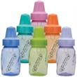 4 oz Assorted Color Evenflo Baby Bottles