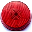 Round Shape safety reflector