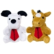 """7"""" Reversible Dog / Pony with Tie one color imprint"""