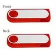 2GB Swivel USB Flash Drive - 2GB USB 2.0 flash drive, ABS plastic, PC/MAC compatible.