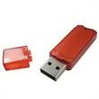 512MB Stick USB Flash Drive - 512MB plastic USB 2.0 flash stick drive.