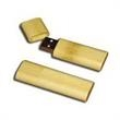 512MB Bamboo USB Flash Drive - 512MB bamboo flash drive.