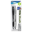 2 Pack iWriter Silhouette Ball Point Pen with Stylus