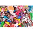 Chewy Mix - Chewy Mix of Candy Including Saltwater Taffy, Tootsie Frooties™, Tootsie Rolls®, Brach's Royals & Double Bubble. Blank.