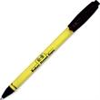 Paper Mate Sport Retractable Ball Pen - Medium point tungsten carbide ballpoint pen with nonrefillable ink.