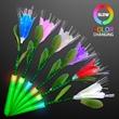 Fiber Optic LED Flowers in Assorted Colors
