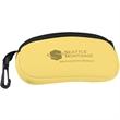 Neoprene protective eyeglass case