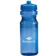 24 oz Translucent Water Bottle
