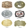 Custom Belt Buckles, BB-PF Series - Custom Belt Buckles  BB-PF Series