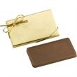 1 oz Chocolate Bar in Gold Gift Box