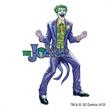 Warner Brothers: Joker Temporary Tattoo - Warner Brothers: Joker Temporary Tattoo