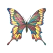 Pastel Butterfly Temporary Tattoo - Pastel Butterfly Temporary Tattoo