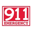911 Emergency Temporary Tattoo - 911 Emergency Temporary Tattoo