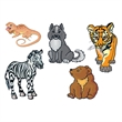 Baby Animals Temporary Tattoo - Baby Animals Temporary Tattoo