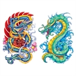 Apalala Dragons Temporary Tattoo Set - Apalala Dragons Temporary Tattoo Set