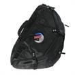 Deluxe Messenger Bag - New York messenger bag constructed of ballistic nylon.