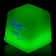 Green Glow Ice Cubes Packed in Tray of 24 Pieces - Green Glow ice cubes packed in tray of 24 pieces.
