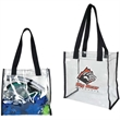 Clear tote bag - Clear tote bag