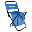 Folding Chair with Cooler Bag - Folding Chair with Cooler Bag