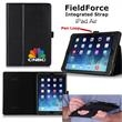 FieldForce iPad Air Case - IPad AIR case with recessed hand strap and pen loop.