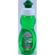 Palmolive Dishwashing Liquid - 3 fl oz travel size liquid dish soap in plastic bottle.