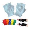 Knitted Fingerless Cheering Gloves With A Plastic Disk Sound - Fingerless Cheering Gloves With A Plastic Disk/Clapper Gloves.