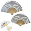 Bamboo Foldable Fan