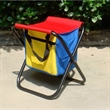 Fishing Beach Chair/Folding Cooler Bag/Beach Chair - Folding fishing beach chair with cooler bag. Made of stainless steel and Oxford cloth. Able to hold weight up to 176 pounds.