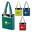 Convention-All Tote - Convention-All Tote, make a splash of color and style with this new tote. Great for conventions and meeting.