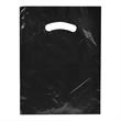 "Stock Super Gloss Merchandise Bag (9"" x 12"") - Merchandise bag, 9"" x 12"". Blank."