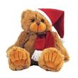"""9"""" Peter Bear Santa"""